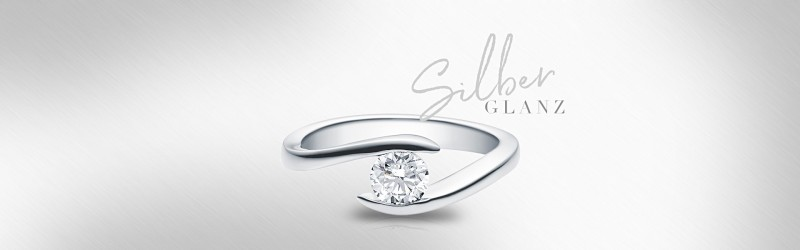 Verlobungsringe Silber Antragsringe