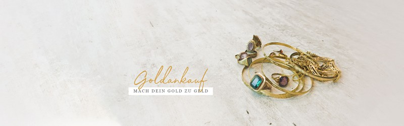 Altgold Ankauf / verkaufen