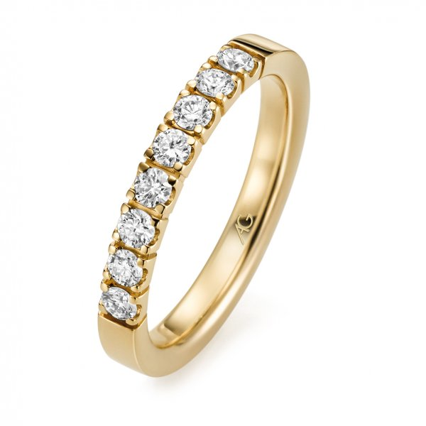 Memoire Ring Gelbgold 585 Brillant GE 29763/2.9