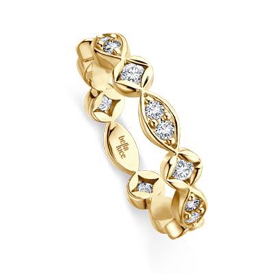 Verlobungsring Aurora Gelbgold 585 EH001593