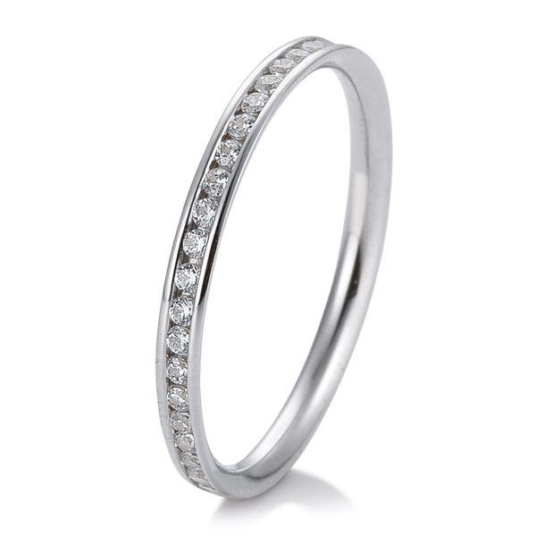 Memoire-Ring Weißgold TRS05BR644W