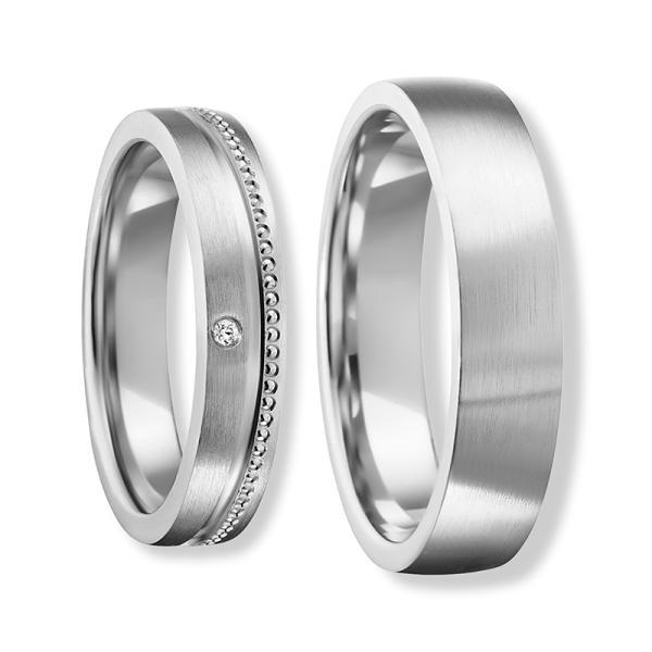 Freundschaftsringe Silber 925 Zirkonia BD 90061