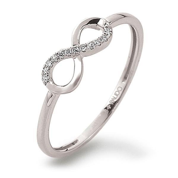 Ring Weißgold 585 First Love Brillant Palido K11212W