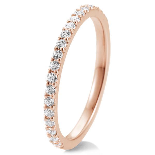 Memoire-Ring Weißgold TRS85BR901RT