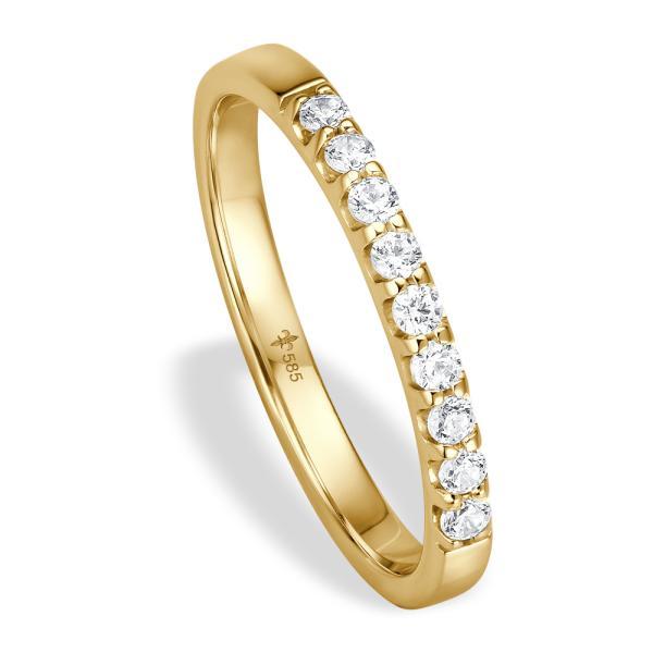 Vorsteckring / Memoire Ring Gelbgold TRS02GI009IFG