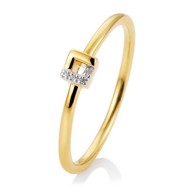 Ring Gelbgold Brillant 41/05740