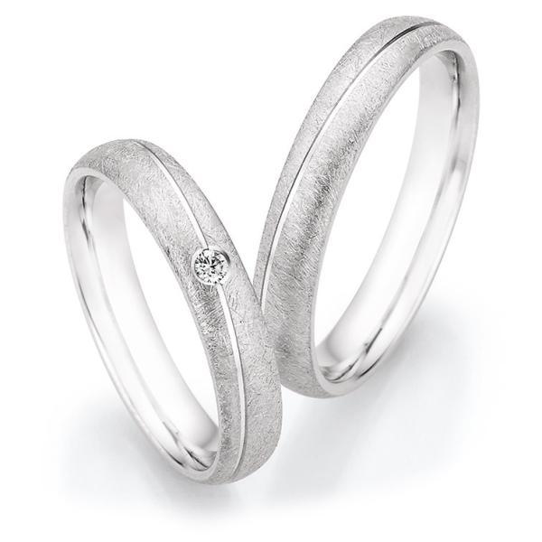 Eheringe Silber 925 Legends 55/33090 & 55/33100