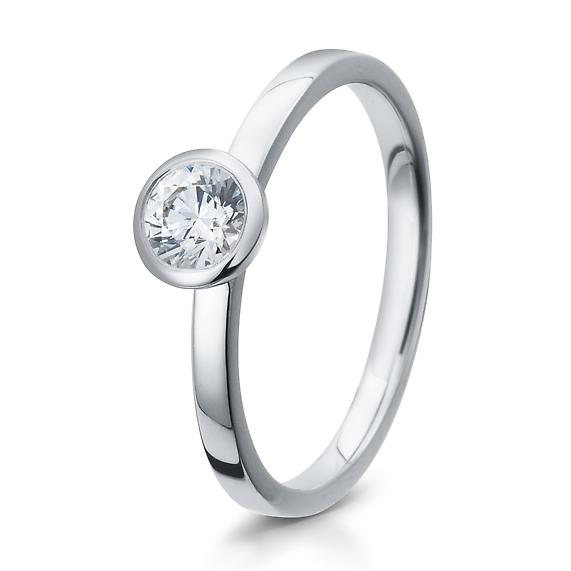 Antragsring Silber mit Zirkonia 41/05292