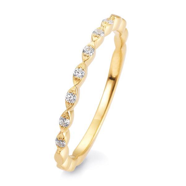 Vorsteckring / Verlobungsring Gelbgold TRS05BR708G