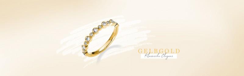 Verlobungsringe Gold Antragsringe Gelbgold