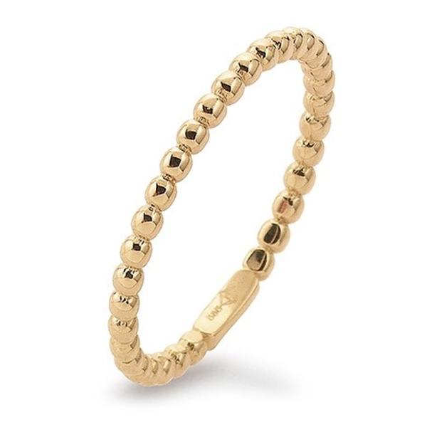 Ring Gelbgold 585 Brillant Kugelring K11294G