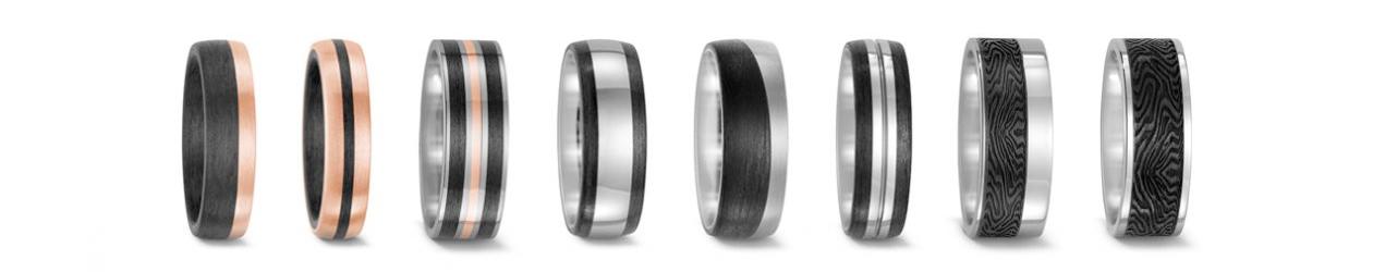 Der kleine Schwarze - Carbon-Ringe