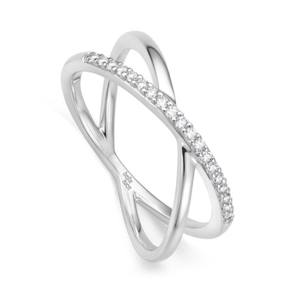 Verlobungsring Selina III Weißgold EH004557