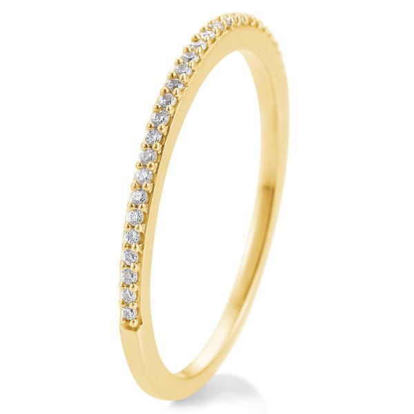 Memoire-Ring Gelbgold 585 Brillant TRS86BR617G
