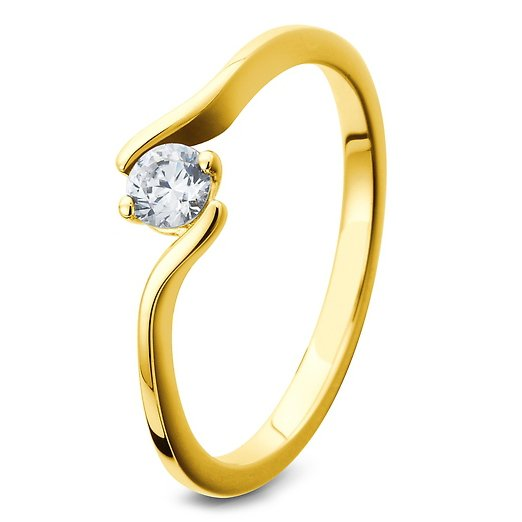 Bridal Verlobungsring Gelbgold 41/05297