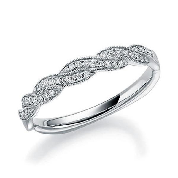 1306 Memoire Ring Platin 950
